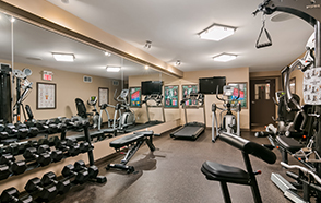 Well-Equipped Fitness Centre - BEST WESTERN PLUS Baker Street Inn