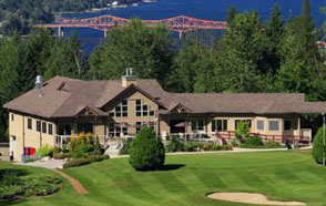 Beautiful Granite Pointe Golf Club in Nelson BC
