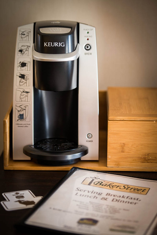 coffee machine cleaner - leah butler
