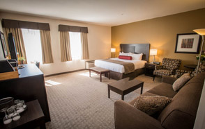 King Suite - BEST WESTERN PLUS Baker Street Inn