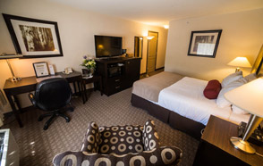 Standard Rooms - BEST WESTERN PLUS Baker Street Inn